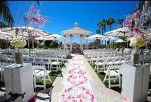 Newport Beach Marriott Weddings / Newport Beach Marriott Hotel & Spa at Fashion Island