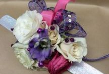 Leigh Florist - Prom Flowers / Prom Flowers, Corsages, Boutonnieres, Prom bouquets Prom ideas, Prom trends, Created custom to match your gown like jewelry