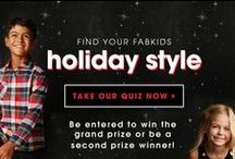 Contests: Win Free FabKids! / by FabKids
