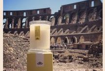 Sisterhood of the Travelling Candle / Where has your ECOYA Travel candle been?