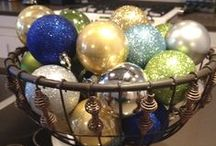 ORGANIZE + HOLIDAY PLANNING / HOLIDAY DECOR... made easy!
