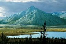 Far North Adventure / I love the north, Alaska, the Yukon, Northwest Territories, the northernmost parts of Canadian provinces like B.C, Nunavut, Alberta. / by Dominique