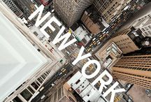 NYC / by DetodounLolo (Lolo Yanes Gil)