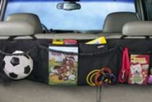 ORGANIZE + AUTO / AUTO + TRAVEL Organizing ideas and products to make the trip a little easier!