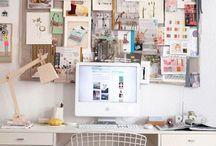 Work Space Inspiration / by Dani McLennan