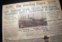 Titanic / by Patti Poirier