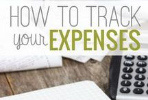 ORGANIZE + BUDGET / Have fun looking through the budget board... great ideas to keep your family creatively frugal.