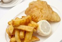Collection of Cod recipes / A collection of recipes using cod to its highest potential by the Great British Chefs.