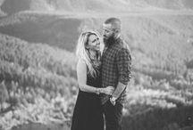 STUDIO // Engagement / Engagement Photos from Liz Morrow Studios