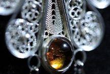 filigree jewelry / filigree
