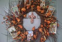 All Saints' Day Ideas / Ideas for celebrating All Saints' Day:  costumes, food, games, and more to deepen this Catholic liturgical tradition!