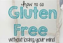 Gluten Free / by Trina Porter