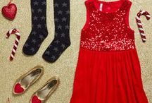 Girls Holiday Gift Guide / Shop Holiday Gifts + Outfits for Fab Girls from FabKids! / by FabKids