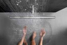 Douchevloeren & douchegoten / #Inloopdouches #douches #douchevloeren #badkamervloeren #doucheputten #vloerputten #douchegoten