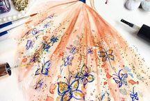 Croquis de Moda / Croquis de moda e Ilustrações fashion com todos os tipos de roupas, para todos os estilos!