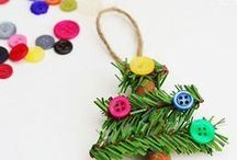 Holiday DIYs and Crafts / Holiday DIYs and crafts to keep the whole family busy