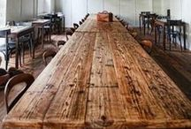 Design - Dining Tables / by Rachel Thomson