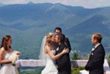 """My Wedding  """" I DO"""" / Outdoors/ Country theme  /At Loon  / by Meaghan M."""
