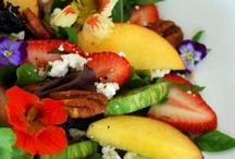Salads / by Mary Heimdahl