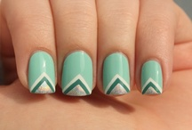 Nails  / by Allie Klim