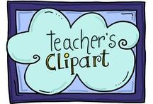 Teacher´s clipart / Teacher´s Clipart graphics and clipart sets. Graphisc and images for commercial and classroom use.
