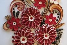 Paper Quilling / Favorite designs and inspiration for quilling. / by Jennifer Littlefield