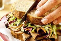 Recipes for/ Super Sandwiches!  / by Terri Miller