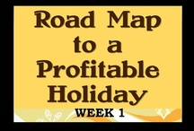 Road Map to a Profitable Holiday / For those of you who used the Christmas Marketing planning calendar we created last year I know your holiday went much smoother as much of your marketing ran almost on auto-pilot. Less stress during that time is a good thing!