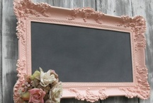 chalk board / by LaDonna Roberts Welter