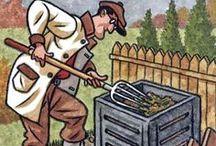 Farm: Composting / by Linda Humphrey