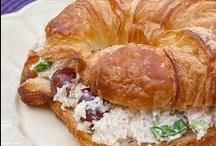 Food~Sandwich Ideas / by Kristine Jones