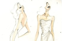 Fashion Designer Sketches / Fashion design sketches from the designers and design houses.