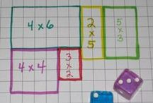 Classroom - Math Activities / by Debbie Jones