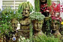Garden Art / by Linda Humphrey