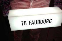 Uitgelicht: FAUBORG / Nieuwe leveringen prachtige gecoate stretch broeken FAUBOURG! Super broekjes!