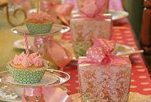 Girl Parties / by Linda Humphrey