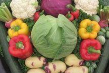 Garden:  Vegetables / by Linda Humphrey