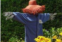 Garden Crafts / by Linda Humphrey