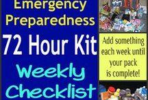 Emergency Preparedness / by Linda Humphrey