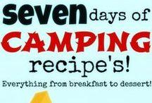 Camp Food & Cooking / by Linda Humphrey