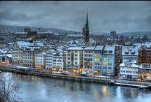 European Christmas Travel Inspiration