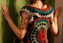 Ladies Crochet Clothing / by LaDonna Roberts Welter