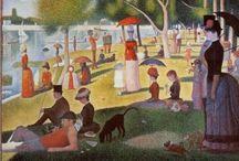 Art Georges Seurat