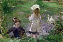 Art Berthe Morisot