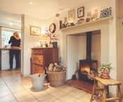 Stove Styles - Informal, Cottage & Rustic