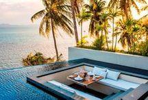 Luxury Hotels / Eat, Sleep and Stay in Luxury