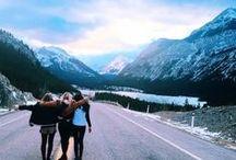 Roadtrip Travel Inspiration