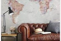Home Travel Decor Inspiration