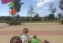 Triklet -  Kids trike / Trike for children 4-6 years old