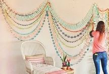 Kid's Decor / Kids home decor ideas, kids room decor and more ideas! / by Homemade Ginger | Tutorials, Home Decor, Crafts, Kids Crafts, Craft Tutorials, Saving Money!